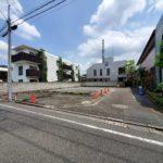浜田山4丁目 建築条件付き売地 全3区画